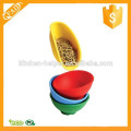 Non-toxic Wholesale New Design Silicone Mini Bowl