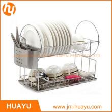 Estantería de alambre galvanizada del estante de alambre del estante con el certificado de cesta de alambre de los estantes de alambre