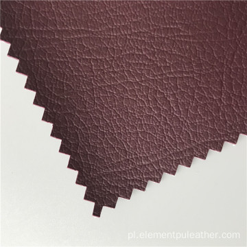 Spunlace Backing Fake Leather Vegan Embossed Leather