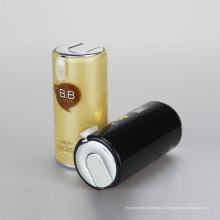 30ml / 50ml Tipo especial Creme Bb plástico Airless garrafa com material acrílico