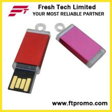 Deslizando o UDP USB Flash Drive com seu logotipo (D704)