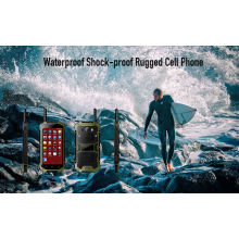 Waterproof Shock-proof Rugged Cell Phone