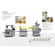6 Independent Motors Moon Cake Machine By Adding The YJ - 8