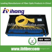 2*32 FC/SC Rack mount splitter box, 19'', 1U height