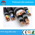2 Core-7 Cores Conductor de cobre Swa cable estándar británico BS5467