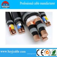 Низковольтный электрический кабель XLPE изолированный фиксированный провод прокладки кабеля
