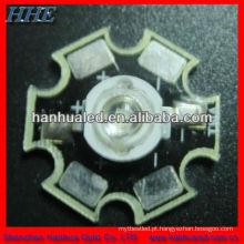 alta potência 3w led com diodos zener