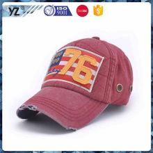 Sombrero duro de la gorra de béisbol de la calidad fina de la fuente de la fábrica con buen precio