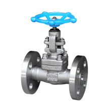 "API Forged Flange Stainess Steel Globe Valve (1/2""-2"")"