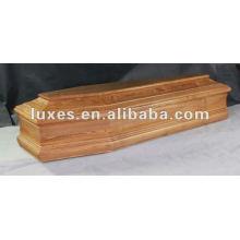 caixão de madeira profissional