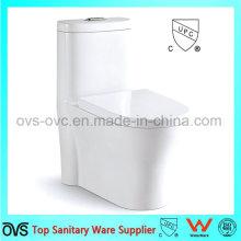2016 Cupc Certificate Toilet Bowl Estándar Americano