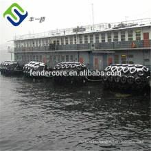Bunker LNG floating fender for dock