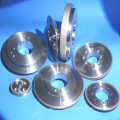 Engine parts crank shaft diamond dressing rolls