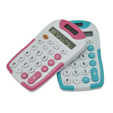 8 Digits Mini Cute Pocket Calculator for Children
