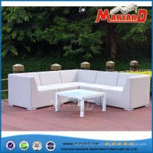Sofá moderno tapizado al aire libre más barato