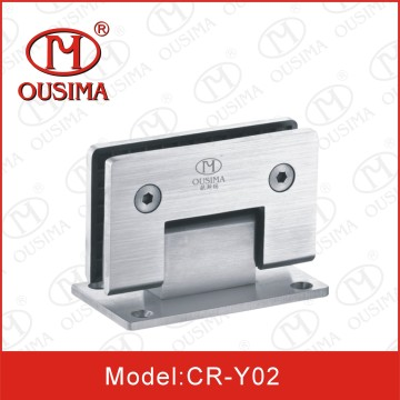 Stainless Steel Glass Hardware Shower Door Hinge (CR-Y02)