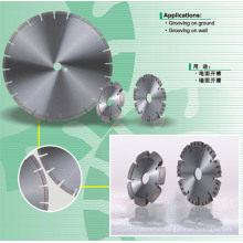Diamond Tuck Point Blades for Reinforced Concrete