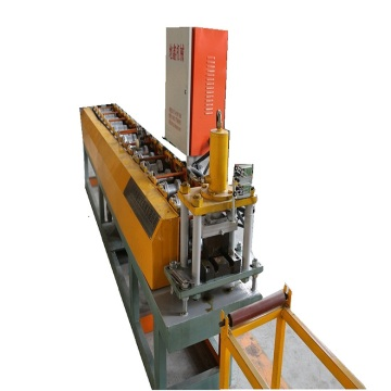 Hoge snelheid roll foming hekwerk paneelmachine