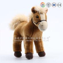 O cavalo a pilhas relativo à promoção quente de ICTI da venda 2015 caçoa brinquedos