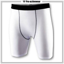 Personalizar Moda Quick Dry Polyester respirável Men's Gym Shorts