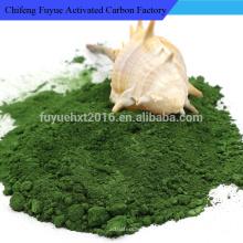 Fabricantes de óxido de cromo inorgânico Pigmento verde preço baixo