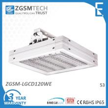 Fabricante de iluminação de alta eficiência LED armazém High Bay 120W