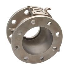 Peças de válvula de fundição de aço carbono