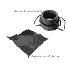 explosion-proof blanket