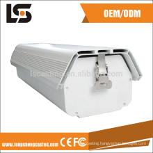 Hikvision supplier aluminum die casting cctv camera housing