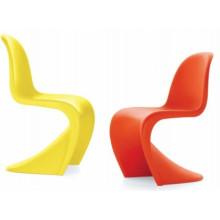 Muebles para niños Kids Colorful Plastic Training Study Chair