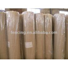 malha de arame soldada galvanizada (fábrica)