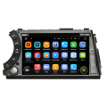 Android 7 inch auto-dvd voor Ssangyong Actyon-sport