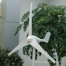 Windturbine vom Typ S (horizontale Achse)