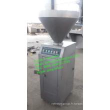 Machine de traitement de la saucisse / salade de saucisse pneumatique