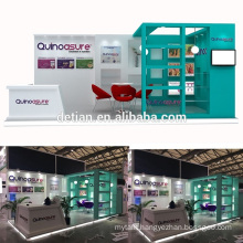 Detian Offer 10x20ft Portable Trade Show Exhibition Stands Design