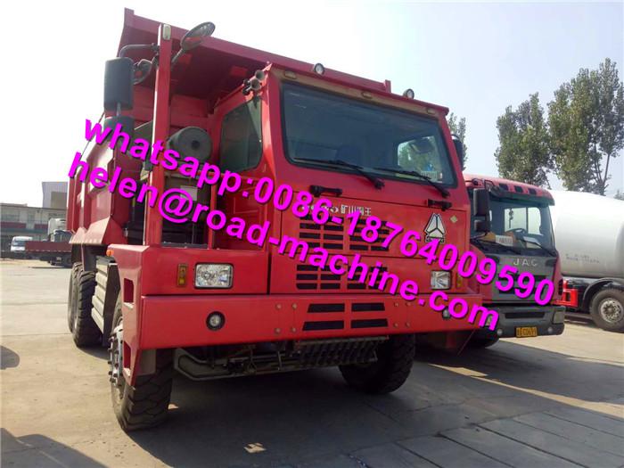50 Ton Mine Dump Truck