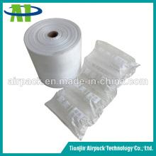 Filme de travesseiro de ar de materiais protetores de embalagem