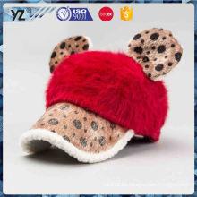 Sombrero nuevo y caliente caliente del invierno que hace punto del invierno para la venta