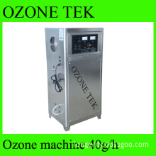 LF-22040ABG,40g/h ozone generator in air purifiers and Industrial wastewater treatment FREE COOLING WATER PUMP ozono generilo