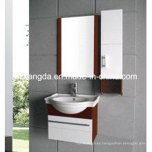 Gabinete de baño de PVC / vanidad del cuarto de baño del PVC (KD-300A)