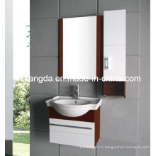 Cabinet de salle de bains en PVC / vanité de salle de bain en PVC (KD-300A)