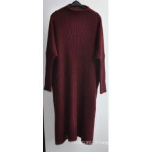 Sweat à manches courtes en tricot hiver féminin pour dames