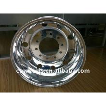 Rodas de liga de alumínio forjadas 22,5 * 7,50
