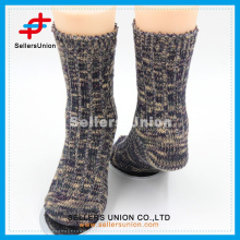 2015 new style Thick Warm Adult women casual tricot coton Chaussette