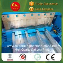 Профилегибочная машина для производства стальных листов в качестве опоры для пола