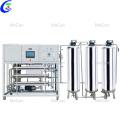 Sistema de tratamiento de agua RO con filtro de ósmosis inversa
