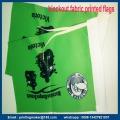 Impresión de la bandera de la tela de poliéster de doble cara