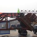 CE Certificate Yhzs35 Trailer Concrete Plant