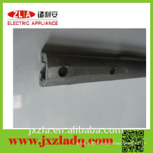 Manufacturer price! Aluminum tube punching holes