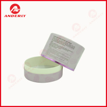 Custom Facial Cream Packaging Box Paper Tube